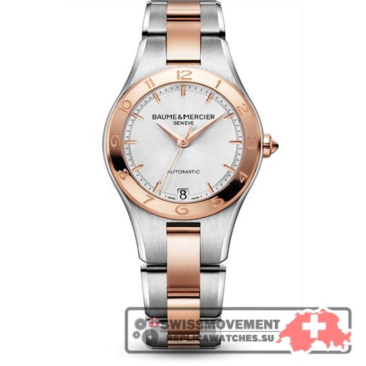 Baume & Mercier Linea 32mm Automatic Two Tone (10073)