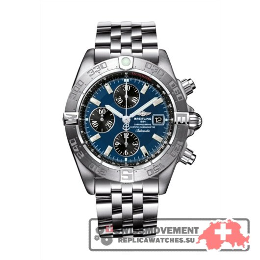 Breitling Galactic Chronograph II (A1336410C805379A)