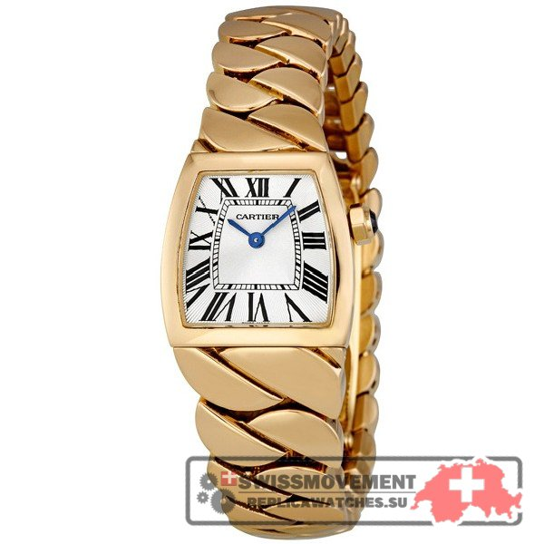 Cartier La Dona 18kt Rose Gold Small Ladies Watch W6601006