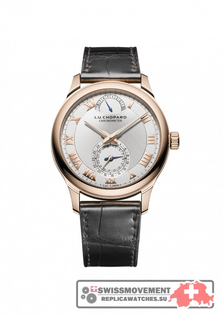 Chopard L.U.C Quattro Rose Gold (161926-5001)