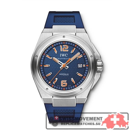 IWC Ingenieur Automatic Mission Earth (IW3236-03)