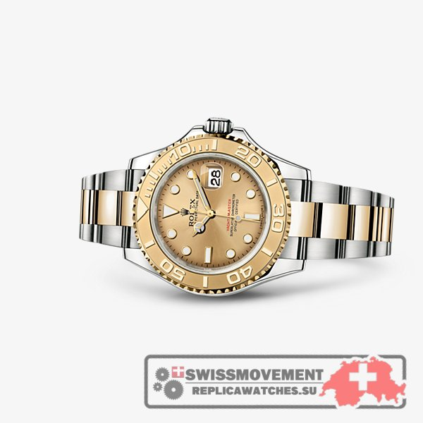 Rolex Yacht-Master 40 Rolesor Champagne (16623-0009)