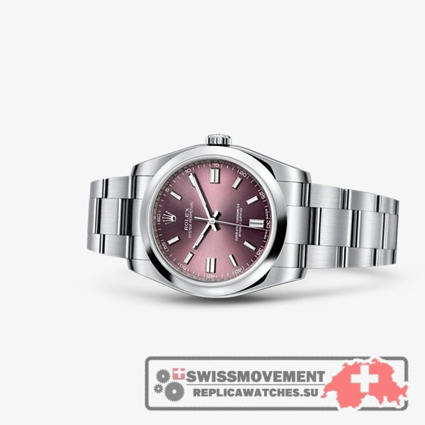 Rolex Oyster Perpetual 36 Red Grape (116000-0010)