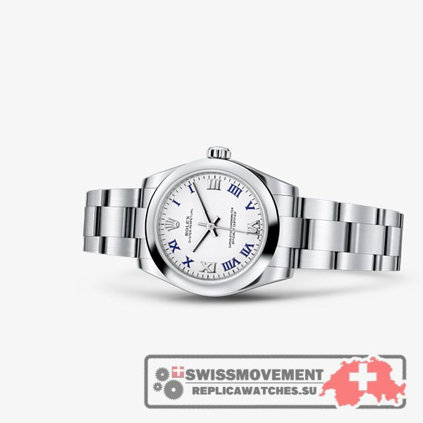 Rolex Oyster Perpetual 31 White (177200-0016)