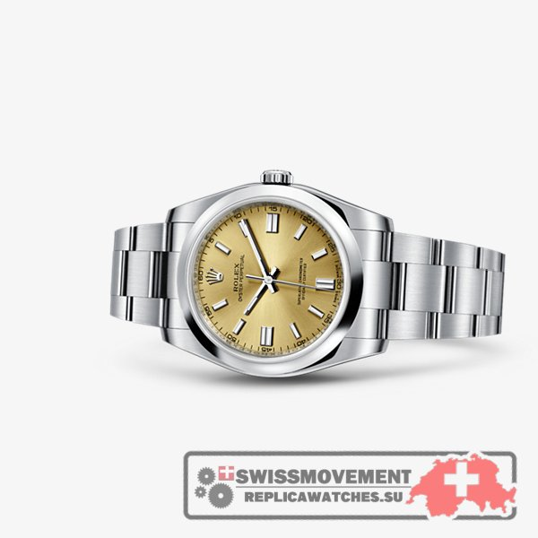 Rolex Oyster Perpetual 36 White Grape (116000-0011)