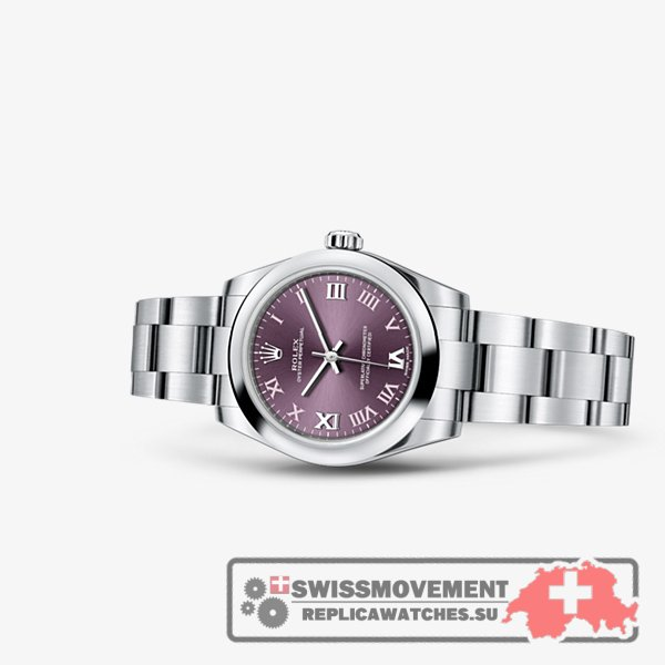 Rolex Oyster Perpetual 31 Red Grape (177200-0017)