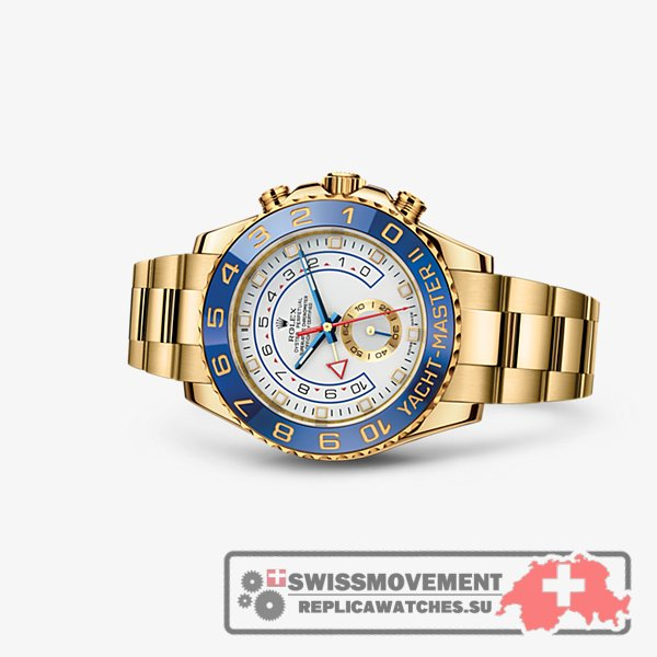 Rolex Yacht-Master 2 Yellow Gold (116688-0001)
